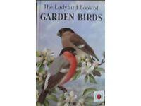 Three Vintage Ladybird Books about Nature