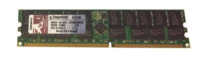 2Gb Kingston KVR400D4R3A/2G DDR 400 SDRAM ECC Registered