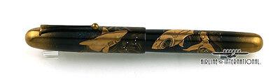 Namiki Emperor Shark Limited Edition Maki-e Fountain Pen #64