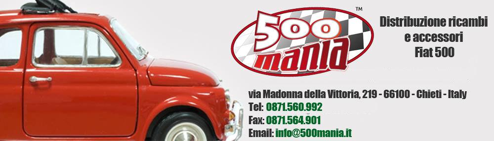 500Mania.it