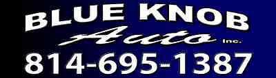 Blue Knob Auto Sales 1