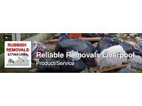 Man & Van / Rubbish Removals / Concrete Driveway Print Specialists / House Clearances