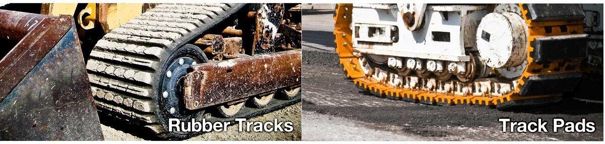 Rio Rubber Track