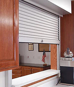 Interior Roll down shutter