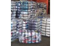 Second Hand Clothes and Shoes Wholesale, 55kg Bales