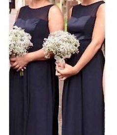 Bridesmaid or evening dresses