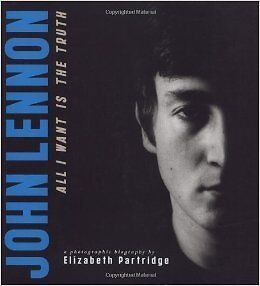 John Lennon All I Want Is The Truth Hardcover Book