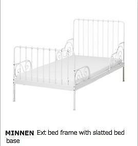 Ikea Children S Extendable Bed