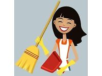 Cleaning services available -