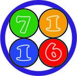 5 Circle 7116