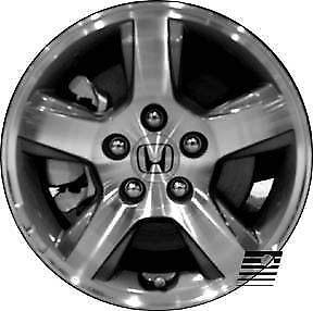 Honda Pilot Accessories >> Honda Pilot Wheels 16 | eBay