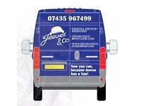 Jeeves & Co... Removal Services, Man & Van - Redefined!