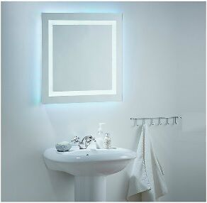 LED Vanity Mirrors - 6 Sizes Available