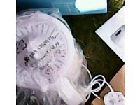 New white electric juicer, unwanted wedding gift, collect from Bridgwater