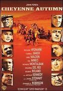 Cheyenne Autumn DVD