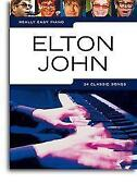 Elton John Song Books