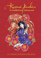 Rurouni Kenshin - TV Series 1, 2 & 3 DVD set