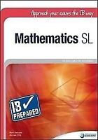 IB PREPARED BOOK SL MATH