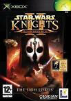 [Xbox] Star Wars KOTOR 2 Knights Of The Old Republic 2