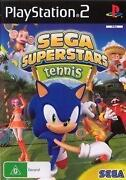 PS2 Games Tennis