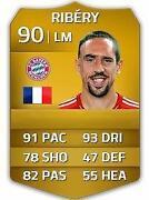 Ultimate Team Ribery