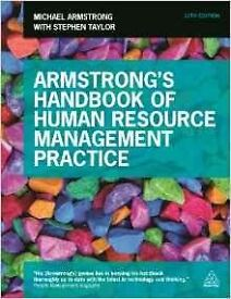 Armstrong's Handbook of Human Resource Management Practice - 13th Editon NEW