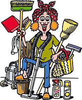 House or store cleaning!  Anything you need cleaned?  Call me!
