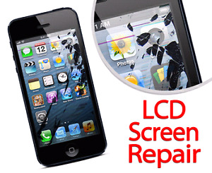 Iphone / samsung / ipad front glass & lcd repair