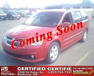 2013 Dodge Grand Caravan Crew Certified! 7 Passengers! 6 Speed A