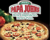 Papa Johns is coming to Penticton and looking for Managers