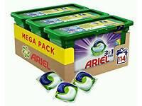 Ariel 3 in 1 118 washes