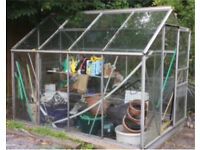 2 Free green houses collection only