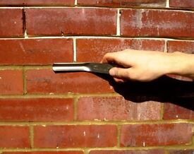 Building services- brickwork, re-pointing, groundwork, roofing