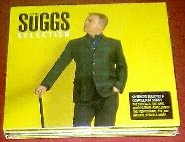 THE SUGGS SELECTION.. CD ALBUM