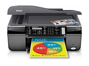 Epson WorkForce 310 All-in-One Printer (C11CA49201)
