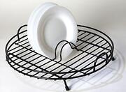 Round Dish Drainer