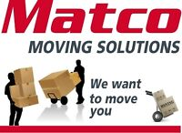 Class 1 Driver - Household Goods Mover - Fort McMurray AB