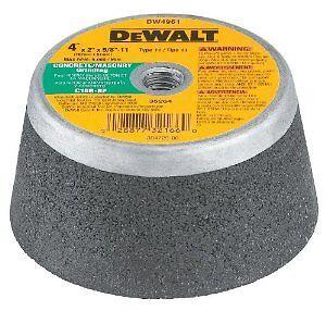 DEWALT DW4961 4-Inch by 2-Inch by 5/8-Inch -11 Concrete/Masonry