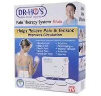 DR HOS | PAIN THERAPY SYSTEM | 4 PAD SET | NEW IN BOX SALE $70