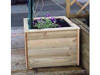 Do you want to make your graden look better I make garden planters made to order drop a text