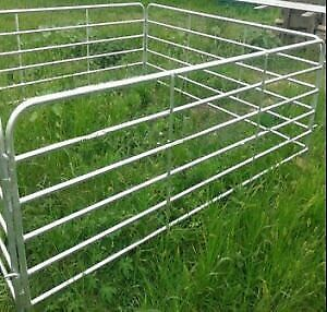 I'm looking for used livestock panels damaged or not