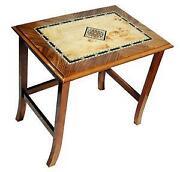 Tisch Intarsien