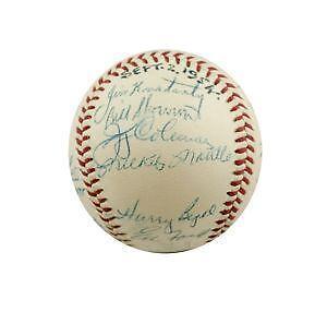 b8d5e2d51 Mickey Mantle Autographed Baseball | eBay