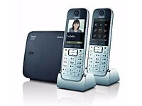 Siemens Gigaset SL785 DECT Twin Cordless Phones with Answer Machine