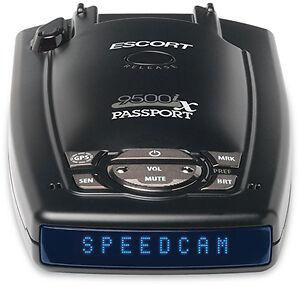 Escort - Passport 9500ix Radar Detector - Multi