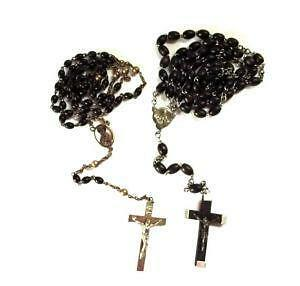 how to clean old rosaries