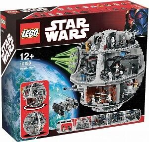 Lego Death Star 10188 - retired