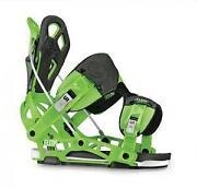 Snowboard Bindung