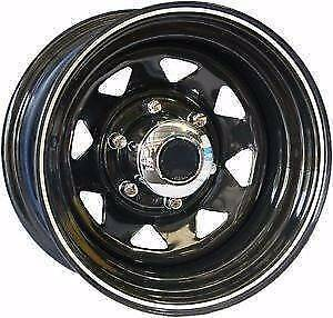 """NEW 16"""" 4WD STEEL WHEEL PACKAGE FROM $800 WITH H/T,A/T,M/T TYRE Girraween Parramatta Area Preview"""