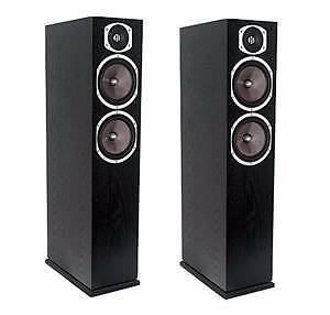 Front Speakers Energy Reference Connoisseur RC-50 up to 225W RMS Five Dock Canada Bay Area Preview